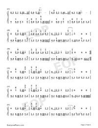 琵琶行-高考背書系列高三考生必聽曲目雙手簡譜預覽2