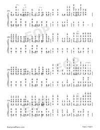 Nevada-Vicetone両手略譜プレビュー2