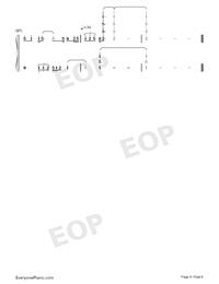 雪の華-求婚事務所〜Say Yes Enterprise〜OST両手略譜プレビュー6