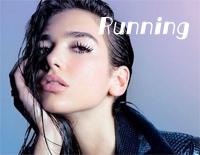 Running-Dua Lipa