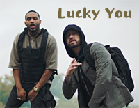 Lucky You-Eminem