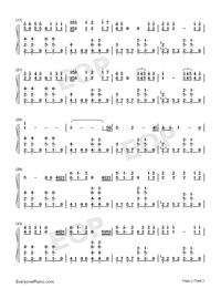 Promise-Jimin Free Piano Sheet Music & Piano Chords