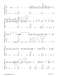 YES or YES-TWICE Free Piano Sheet Music & Piano Chords