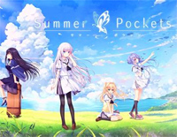 White with You-Summer Pockets OST