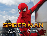 Spider-Man Far From Home Official Trailer Music