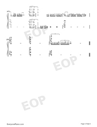 Colorful Wing-Girly Air Force ED-Numbered-Musical-Notation-Preview-4