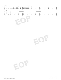 Someone You Loved-Lewis Capaldi-Numbered-Musical-Notation-Preview-3