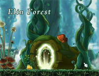 Elin Forest-MapleStory