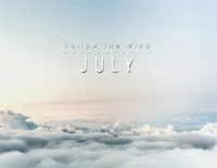 Follow the Wind-July