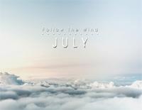 Follow the Wind-July