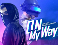 On My Way-簡単版-Alan Walker