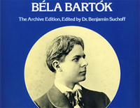 Hungarian Song-Bela Bartok