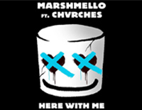 Here with Me-Marshmello ft Chvrches