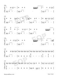 Beginning-Ryan Arcand両手略譜プレビュー2