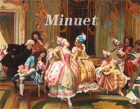 Minuet 27-Johann Sebastian Bach