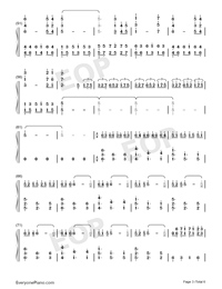 All of Me-Maksim Mrvica-Numbered-Musical-Notation-Preview-3