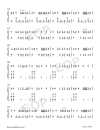 Middle Finger-Phoebe Ryan ft Quinn XCII-Numbered-Musical-Notation-Preview-4