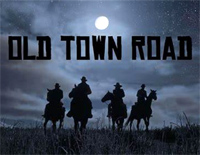 Old Town Road-Lil Nas X
