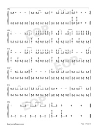 Loving Dearly-Jam Hsiao-Numbered-Musical-Notation-Preview-3