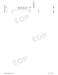 Kangding Love Song-Numbered-Musical-Notation-Preview-2