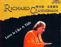 Love Is Like A Tide-Richard Clayderman