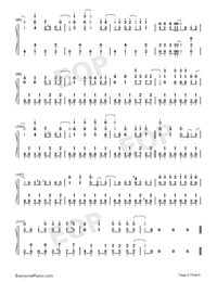 Otome Kaibou-Hatsune Miku-Numbered-Musical-Notation-Preview-6