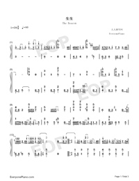 The Beacon-JJ Lin-Numbered-Musical-Notation-Preview-1