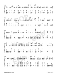 The Beacon-JJ Lin-Numbered-Musical-Notation-Preview-2