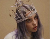 You Should See Me in a Crown-Billie Eilish