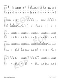 Hundred Birds Paying Homage to the Phoenix-Numbered-Musical-Notation-Preview-12