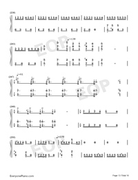 Hundred Birds Paying Homage to the Phoenix-Numbered-Musical-Notation-Preview-13