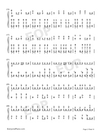 I Want My Tears Back-Nightwish-Numbered-Musical-Notation-Preview-2