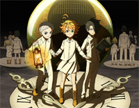 Zettai Zetsumei-The Promised Neverland ED