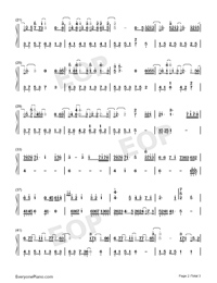 53 Dawns-JJ Lin-Numbered-Musical-Notation-Preview-2