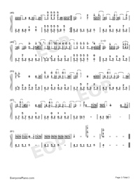 53 Dawns-JJ Lin-Numbered-Musical-Notation-Preview-3