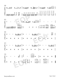 Romance of Alocasia-Jam Hsiao-Numbered-Musical-Notation-Preview-5