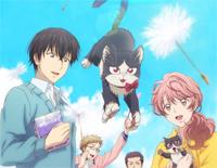 Kimi no Tonari Watashi no Basho-My Roommate Is a Cat ED