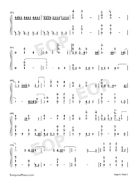 Viāto-Piano Version-Numbered-Musical-Notation-Preview-4
