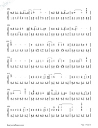 Exhort-All Is Well ED-Numbered-Musical-Notation-Preview-2