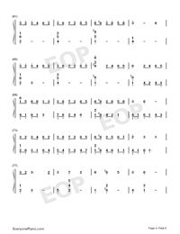 f l o w e r-Yiruma-Numbered-Musical-Notation-Preview-4