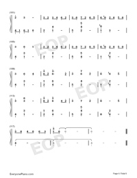 f l o w e r-Yiruma-Numbered-Musical-Notation-Preview-6