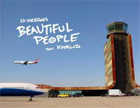 Beautiful People-Ed Sheeran ft Khalid