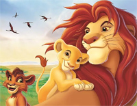 Love Will Find A Way-The Lion King II Simba's Pride OST