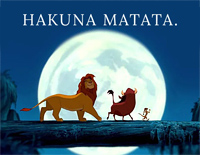 Hakuna Matata-The Lion King OST