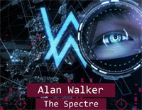 The Spectre-Alan Walker