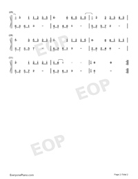 Save Me Why Not Save Her-Numbered-Musical-Notation-Preview-2
