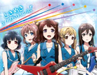 Tokimeki Experience-BanG Dream OP