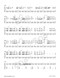 Time Scroll-Numbered-Musical-Notation-Preview-3