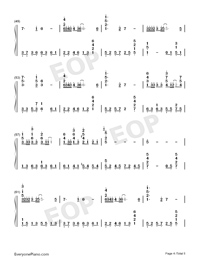 Lover-Beyond-Numbered-Musical-Notation-Preview-4