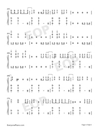 Bulletproof-Griffin Oskar-Numbered-Musical-Notation-Preview-4